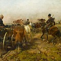 Home On Horseback by Alfred von
