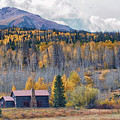 Home On The Gore Range by Brian Kerls