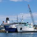 Home Port by Steve L'Italien