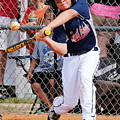 Home Run In The Making by Denise Mazzocco