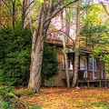 Home Sweet Home 1945 by B Wayne Mullins