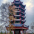 Wuyun Tower by Maria Coulson