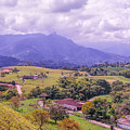 Home Town Mountains by LOsorio Photography