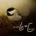 Home Tweet Home With Words by Jai Johnson