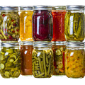 Homemade Preserves And Pickles by John Trax