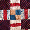 Homemade Quilt by Christopher Holmes