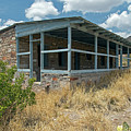 Homer Wilson Blue Creek Ranch House by Fred Stearns