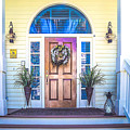 Homes Of Key West 10 by Julie Palencia