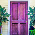 Homes Of Key West 11 by Julie Palencia