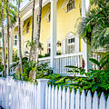 Homes Of Key West 14 by Julie Palencia