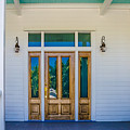 Homes Of Key West 8 by Julie Palencia
