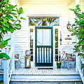 Homes Of Key West 9 by Julie Palencia
