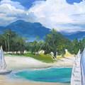 Homesick For Hawaii by Melody Horton Karandjeff