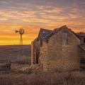 Homestead Sunrise by Darren White