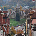 My Hometown Cumberland, Maryland by Eric Liller