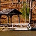 Hometown Series - Sherando Lake -2 by Arlane Crump