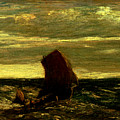 Homeward Bound by Albert Pinkham Ryder