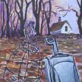 Homeward Trek by Tilly Strauss