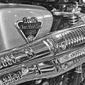 Honda Cl450 Scrambler by William Jones