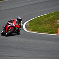 Honda Takes Turn 11 No 1 by Mike Martin