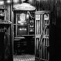 Hondos Bar In Luckenbach Texas by JC Findley