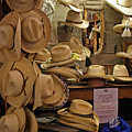 Hondo's Cowboy Hats - Luckenback by Linda Phelps