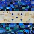 Honduras Flag by Claudia Di Paolo