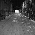 Honey Run Covered Bridge by Frank Wilson