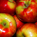 Honeycrisp Apples by Nancy Mueller