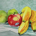 Honeycrisp by Patty Strubinger