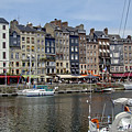 Honfleur - France by Mary Stanford