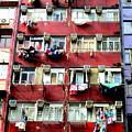 Hong Kong Apartment 1 by Randall Weidner