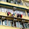 Hong Kong Apartment 7 by Randall Weidner
