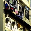 Hong Kong Apartment 8 by Randall Weidner
