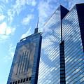 Hong Kong Architecture 58 by Randall Weidner