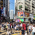 Hong Kong Causeway Bay.  by Didier Marti