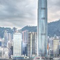 Hong Kong China 2 by Bill Hamilton