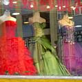 Hong Kong Dress Shop by Randall Weidner