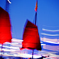 Hong Kong Lights by Ray Laskowitz - Printscapes