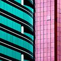 Hong Kong Offices by Joe Bonita