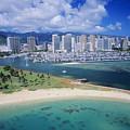 Honolulu, Oahu by Dana Edmunds - Printscapes