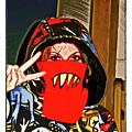 Hooded Girl by Joan  Minchak