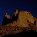 Hoodoos At Night by Peter Olsen