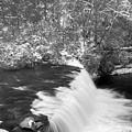 Hooker Falls North Carolina by David Waldrop