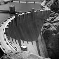 Hoover Dam, 1948 by Everett