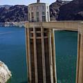 Hoover Dam by Bogdan Paius
