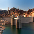 Hoover Dam by Melody Watson