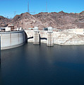Hoover Dam by Nicholas Blackwell