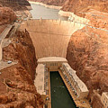 Hoover Dam Scenic View by Angela L Walker