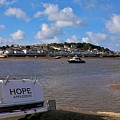 Hope Appledore Devon by Richard Brookes